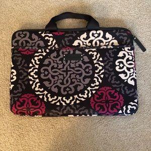 Vera Bradley Soft Laptop Case